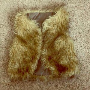 Other - 9 month fur vest